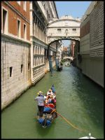 Bridge of Sighs - Venice by jotamyg
