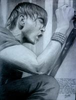 Ben Kowalewicz - Billy Talent by styj