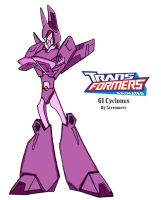 G1 Cyclonus Animated by Scream01
