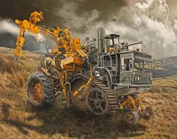The Parts Collector by Andirilien