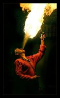 The Fire-eater by jfb