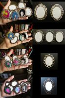 Custom Jewelry by SapphireKat