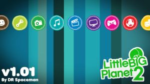 Little Big Planet 2 PS3 Theme by DRSpaceman