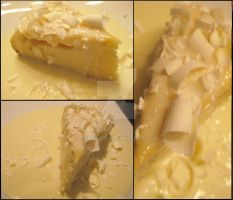 Death by White Chocolate by Zabboud