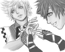KH Simulacrum:Meeting my Other by Naerko