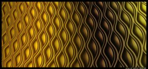 Molten Gold by Tielle