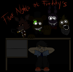 Five Nights at Freddy's by xBooxBooxBear