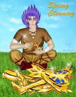 Manigoldo - Spring Cleaning by stayka