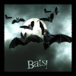 Bats - PS Brushes by wyckedBrush