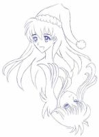 Kagome Kurama - X-Mas Gift by usagisailormoon20