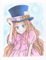 The Hatter's Hat by AnimeStrife009