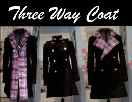 Three Way Coat by WhiteRabbit149