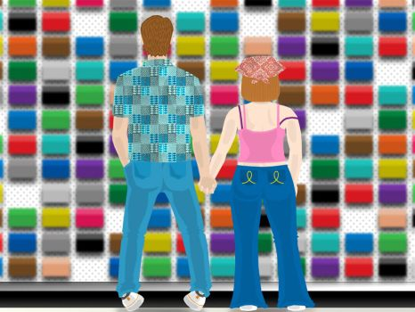 Shopping For Two by JudeanPeoplesFront