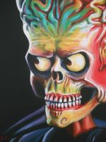 Ack Ack by HillaryWhiteRabbit