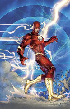 Flash No.3 variant by sinccolor