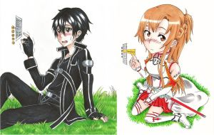 SAO The Final Proposal by DevilishMirajane