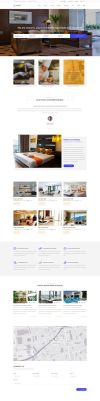 Oceanic - Hotel Booking PSD template by KL-Webmedia