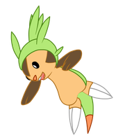 Chespin by Ayinai