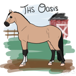 THS Oasis: SOLD by xXMesmerizedXx