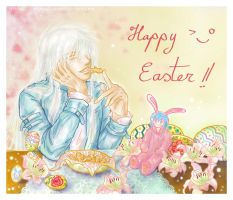 Happy Easter - Minos by sinnistvether