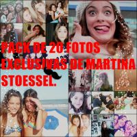 Pack de 20 Fotos Exclusivas de Martina Stoessel. by MiMundoTini