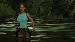 Anniversary Lara 2 by tombraider4ever