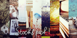 Stockspack#1 by Bellaws
