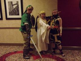 ACen 2012 Zelda Group by kojika