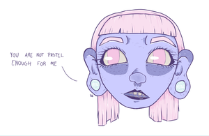 You are not Pastel enough by riiny4