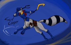 Sly Cooper request by NeoLupeTrooper9893