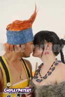 Wakka and Lulu FFX: Besaid's Beloved by ManticoreEX