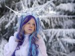 Ice Queen - Stock 1 by Rosenrot-Photography
