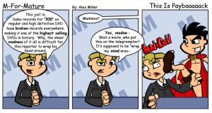 This Is Paybaaaaack by MFM-comics