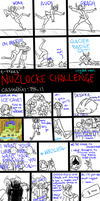 Nuzlocke Challenge-Episode 14 by Epileptic-Trees