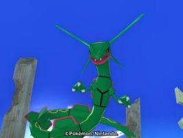 Rayquaza by gamer-girl133