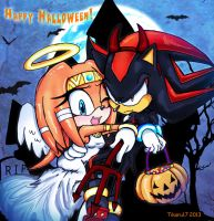 Shadikal Halloween! by Tikaru17