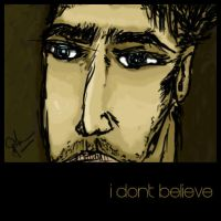 I dont believe by aash