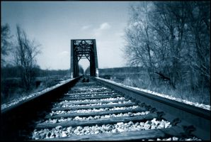 Ear To The Tracks by mawkish