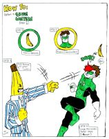 How To: Defeat A Green Lantern by TheMonkeyYOUWant