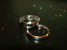 A Warcraft Wedding: The Rings by TallmanCreations
