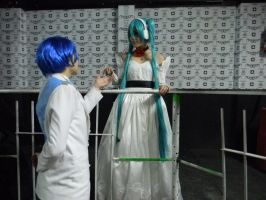 Cendrillon Cosplay - Kaito and Miku 33 by Yuko-NekoTsundere