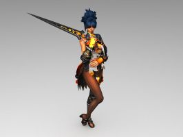 Blade and Soul by KSE25