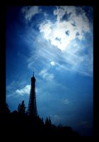 Iron Tower by genr