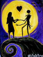 Jack and Sally by KgTheOctopus
