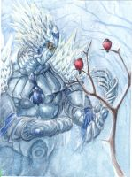 Sargon ice Lord by KsenoN-Faurt