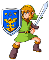 A Link to the Past by JamesmanTheRegenold