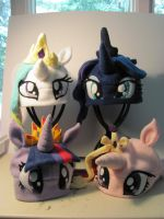 Alicorn Hats by Like-a-Surr