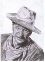 John Wayne-The Duke by pandamovies212