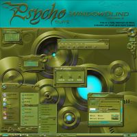 Psycho v5 by SKoriginals