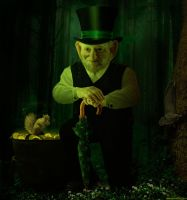 Leprechaun by bkhook